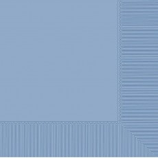 Pastel Blue Dinner Napkins 40cm x 40cm Pack of 20