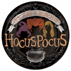 Halloween Hocus Pocus Lunch Plates