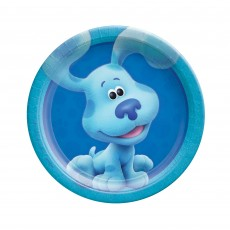 Blue's Clues Party Supplies - Lunch Plates