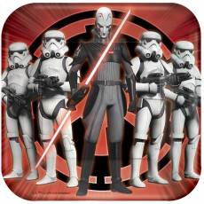 Star Wars Rebels Lunch Plates