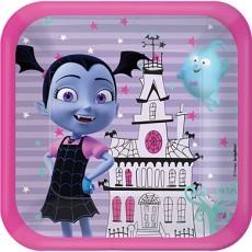 Halloween Disney Vampirina Lunch Plates