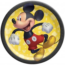 Mickey Mouse Forever Lunch Plates