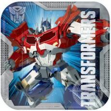 Transformers Dinner Plates
