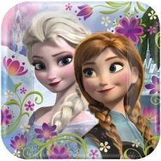 Disney Frozen Party Supplies - Dinner Plates