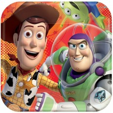 Toy Story Power Up Dinner Plates