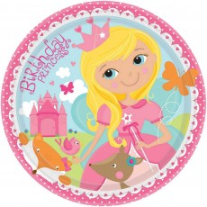 Woodland Princess Dinner Plates