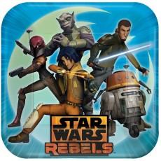 Star Wars Rebels Dinner Plates