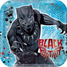 Black Panther Dinner Plates