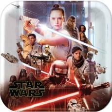 Star Wars Episode 9 Dinner Plates
