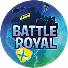 Battle Royal Paper Dinner Plates