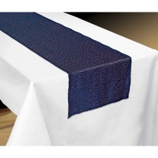 Sparkling Sapphire Party Supplies - Table Runner