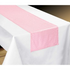 Pastel Party Party Supplies - Table Cover Pretty Pastels Sequined