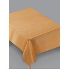 Gold Luxury Metallic Fabric Table Cover 1.5m x 2.6m