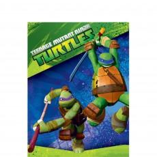 Teenage Mutant Ninja Turtles Paper Table Cover 1.37m x 2.43m