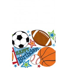 Sports Plastic Table Cover