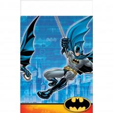 Batman Plastic Table Cover 1.37m x 2.43m