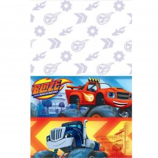 Blaze & The Monster Machines Plastic Table Cover