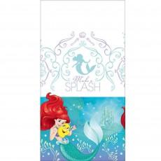 The Little Mermaid Ariel Dream Big Plastic Table Cover 1.37m x 2.43m