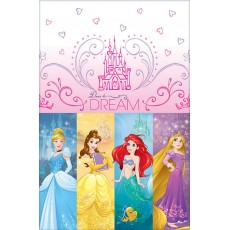 Disney Princess Dream Big Plastic Table Cover