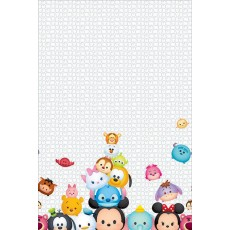 Tsum Tsum Plastic Table Cover