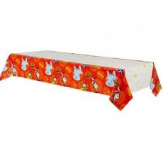 Dr Seuss Plastic Table Cover 1.37m x 2.43m