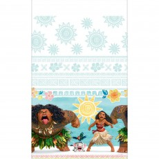 Moana Party Supplies - Table Cover