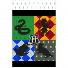 Harry Potter Plastic Table Cover 1.37m x 2.43m