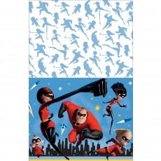 Incredibles 2 Plastic Table Cover