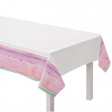 Girl-Chella Paper Table Cover