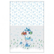SmallFoot Paper Table Cover