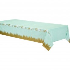 Bridal Shower Mint To Be Paper Table Cover 1.37m x 2.59m