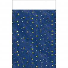Twinkle Little Star Paper Table Cover 1.37m x 2.59m