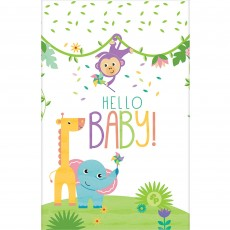 Fisher Price Hello Baby Plastic Table Cover