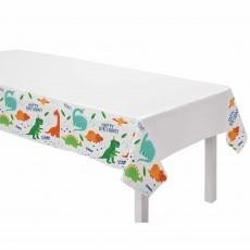 Dinosaur Dino-Mite Plastic Table Cover