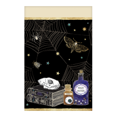 Halloween Party Supplies - Plastic Table Covers - Spooks & Spells