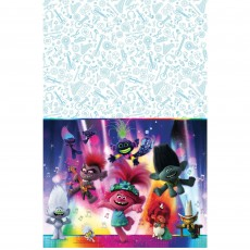 Trolls World Tour Table Cover 137cm x 243cm