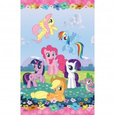 My Little Pony Paper Table Cover