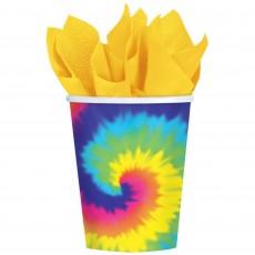 Feeling Groovy & 60's Paper Cups