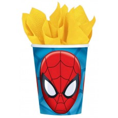 Spider-Man Ultimate  New Design Paper Cups
