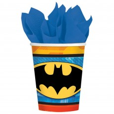 Batman Sign Paper Cups