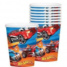 Hot Wheels Wild Racer Paper Cups