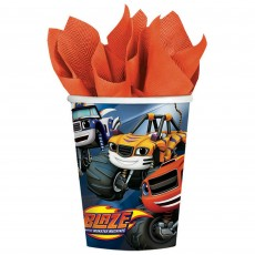 Blaze & The Monster Machines Paper Cups