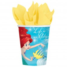 The Little Mermaid Ariel Dream Big Paper Cups