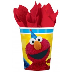 Sesame Street Paper Cups