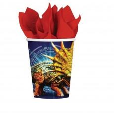 Jurassic World Paper Cups