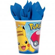 Pokemon Core Paper Cups