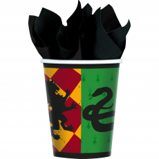 Harry Potter Paper Cups 266ml Pack of 8
