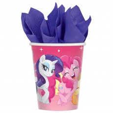 My Little Pony Party Supplies - Paper Cups Friendship Adventures