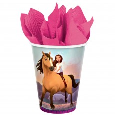 Spirit Riding Free Paper Cups