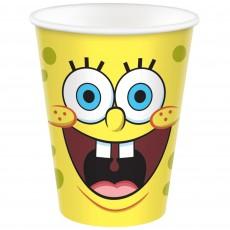 SpongeBob Party Supplies - Paper Cups